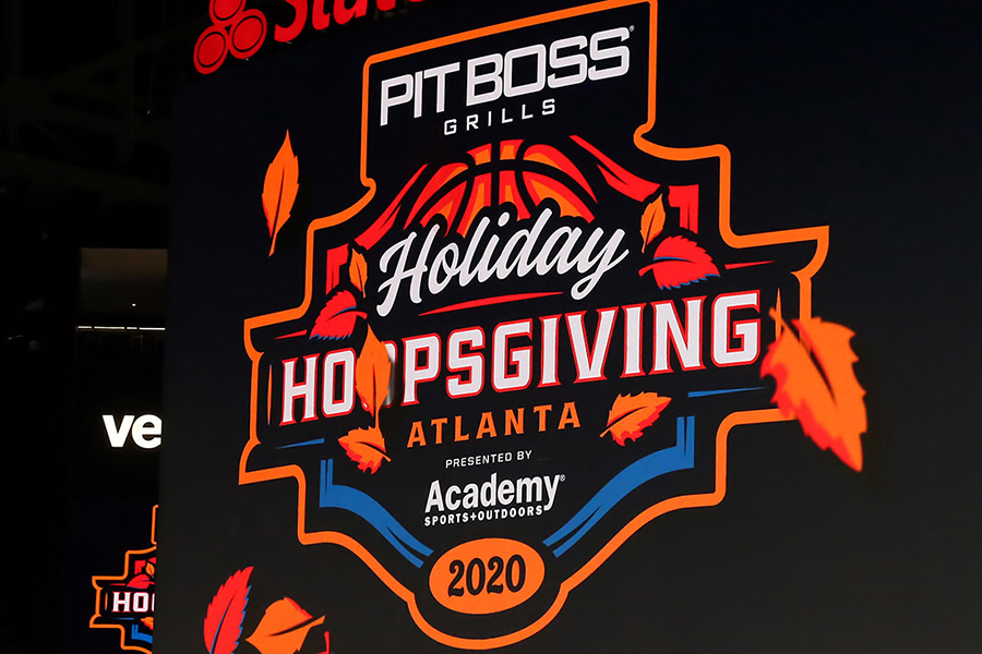 ISE Worldwide Holiday Hoopsgiving
